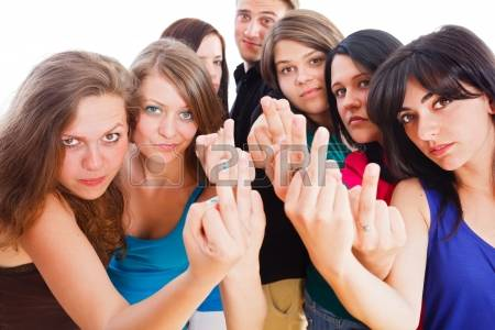 angry-young-people-showing-their-middle-finger