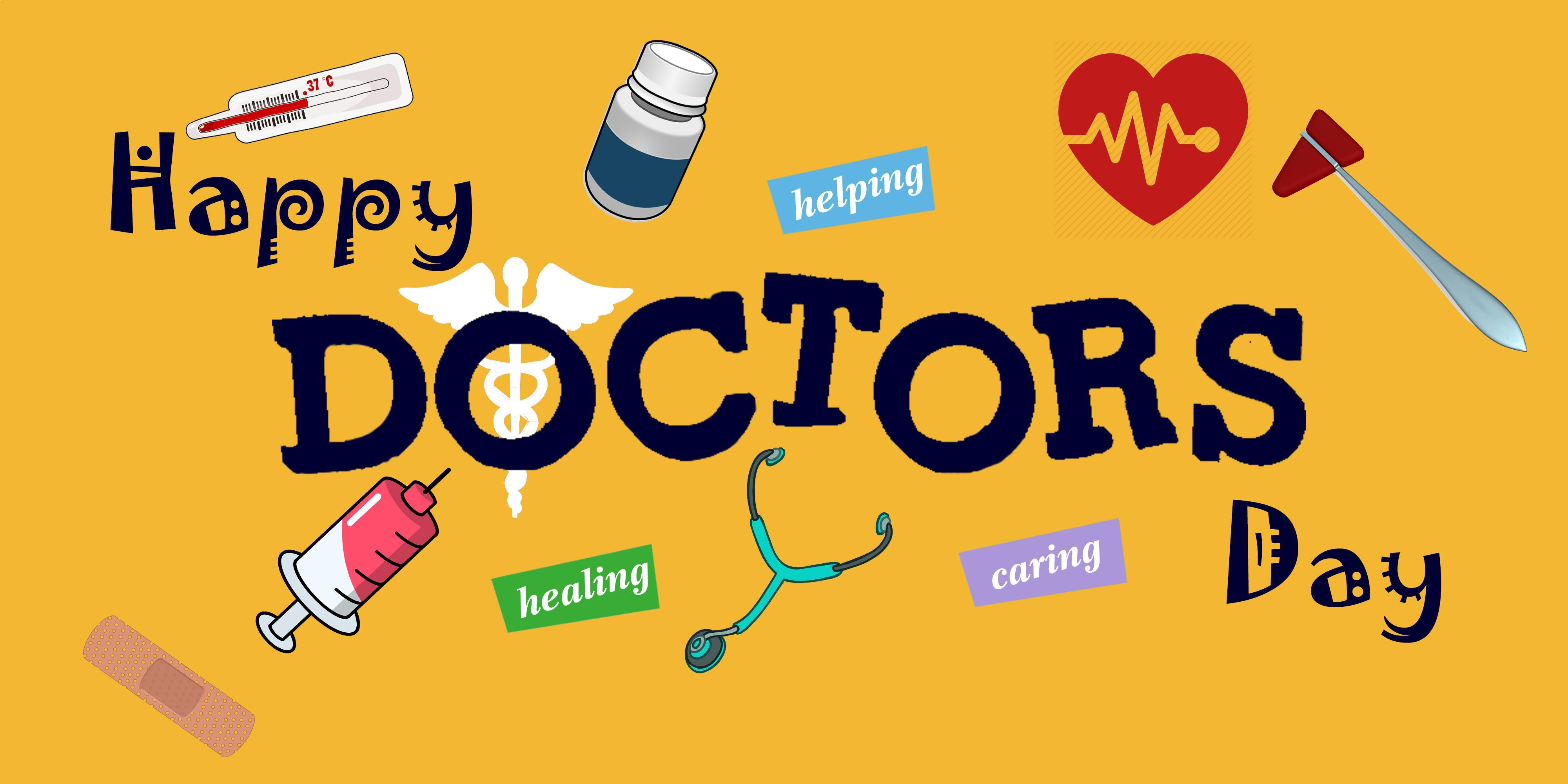 happy doctors day